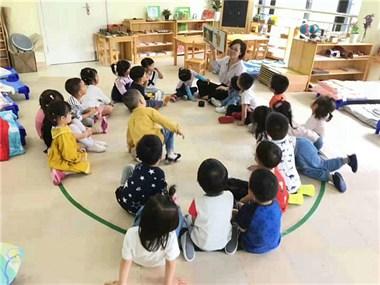 杭州城北丰庆路附近幼儿上托班,多少钱一个月?