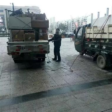 【求职】本人男35,想找搬运装卸 搬家拉货 清理垃圾 的工作
