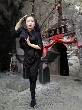 QQ聊天遇见一个武林高手,太牛了真的很佩服她的功夫。
