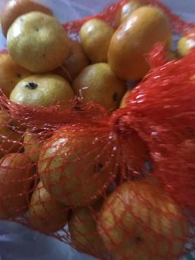 梅园某水果店欺骗消费者!买点橘子这味道根本没法吃