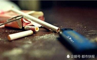 衢州一男子因抽烟两次住院,住一次割一个脚趾!