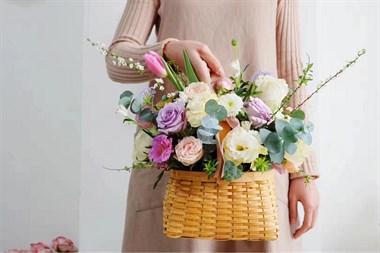 还记得第一次收到鲜花是什么心情吗?