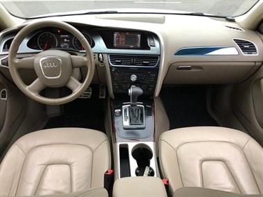 奥迪A4L.2.0T自动舒适版支持零首付购车
