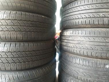 【转卖】小型汽车??轮胎