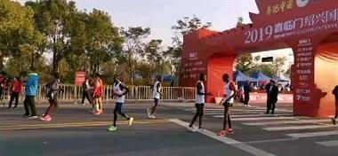 现场燃爆了!绍兴国际马拉松今天开跑,央视同步直播!