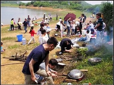 仅需68元野炊、游戏、草原篝火晚会邀请您一起参加!