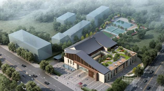 总投资约8439万元,衢州这地方要建一个老年活动中心!