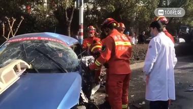 长虹街出租车事故后续来了