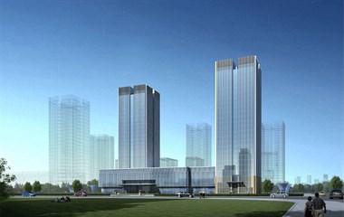 最高93.9米,城南将建起2座全新大厦,效果图已曝光!