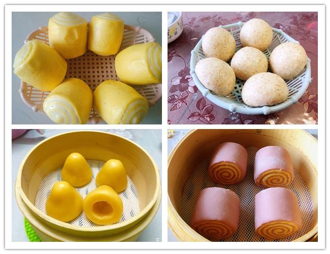 饺子、杂粮…瓷都女子做早餐不带重样 冰箱里塞得满满当当!