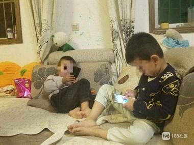 宝妈悔哭!3岁的孩子手机上瘾了!每天半夜醒来还找