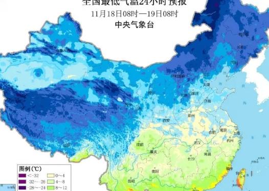一夜入冬!诸暨大风黄色预警,明后天最低温只有...