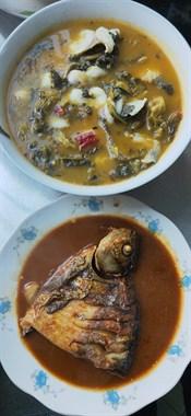 好男人!每天花尽心思做菜给老婆吃,一条鱼就做了两道菜