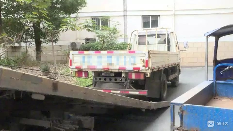 德清街头这些车被拖走了!这期间严管,小心转眼找不到车