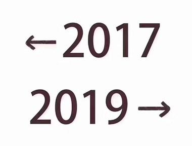 长兴人朋友圈被它刷屏!2017和2019的对比是什么梗?