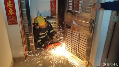 景德镇某小区这一违规行为被曝光!城管、消防集体出动