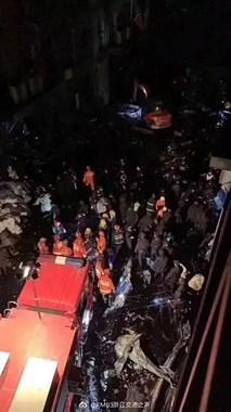 最新!海宁一印染厂污水罐坍塌已致9死,失联人员全部找到