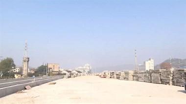投资3.67亿!城东这工程将完工,到青山大桥方便了