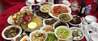德清家里办喜宴,什么硬菜是标配?菜单对比看花眼