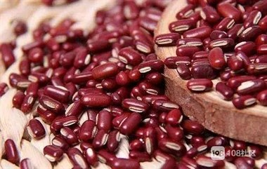 厨房里的中药:赤小豆