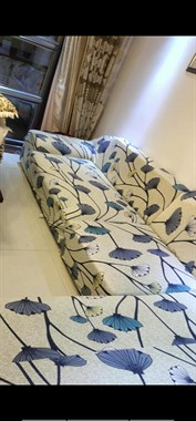 1千和1百的差价!沙发套换新,乾元店里一问价格有点离谱?
