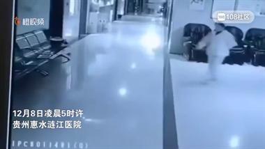 """出生仅1天婴儿被盗!凌晨""""假护士"""" 出现在监控里..."""