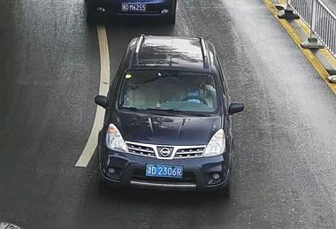 嵊州车牌为浙D***的车主,因这事你脸被曝光!