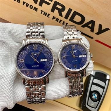 【转卖】浪琴情侣??复刻手表