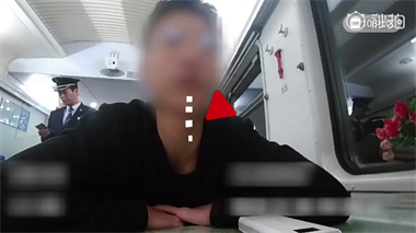 12岁女孩和15岁男网友坐火车私奔:我工资1800可以养活她