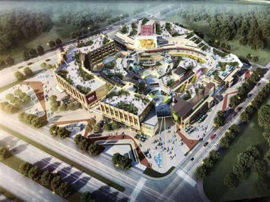 无锡梅园欢乐商业广场在您的换房计划中吗?来看看在说吧!