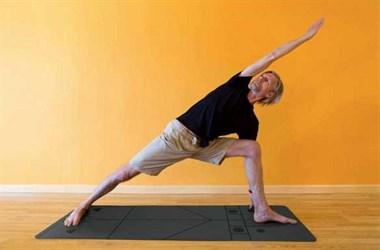 简易侧角式,让你的腰部曲线变得更迷人 坤阳 零基础瑜伽