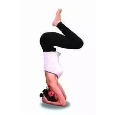 头肘倒立你为什么起不来?因为发力方式不对!坤阳瑜伽培训