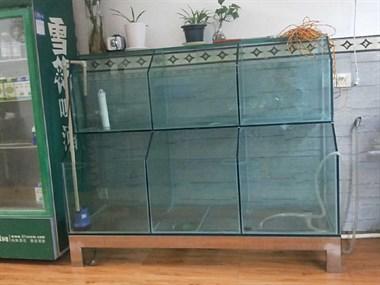 【转卖】玻璃鱼缸出售