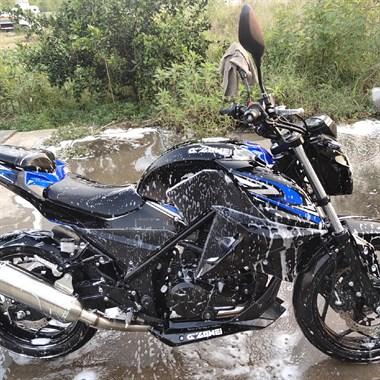 【转卖】摩托车200
