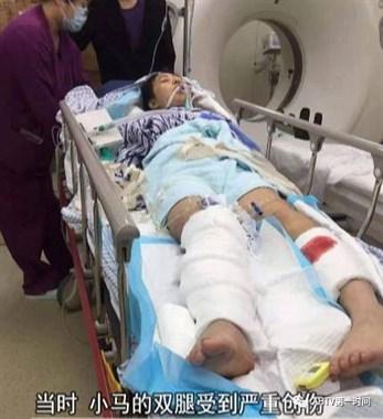 姑娘相亲遇车祸右腿截肢,男方:嫁给我,我就垫付医疗费