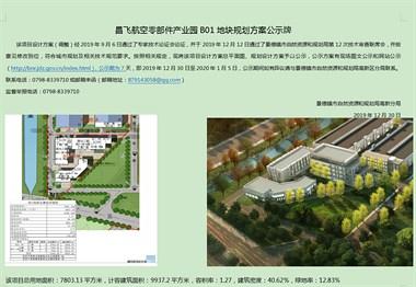景德镇又将新建一处产业园 规划图出炉!这地方要有大发展