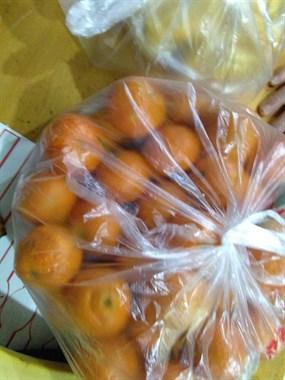 花4块钱买了20元的桔子,社友赞108社区好用