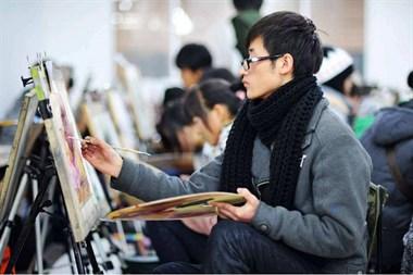 杭州高三艺考生文化课辅导:前路虽茫茫,但怕永遗憾~