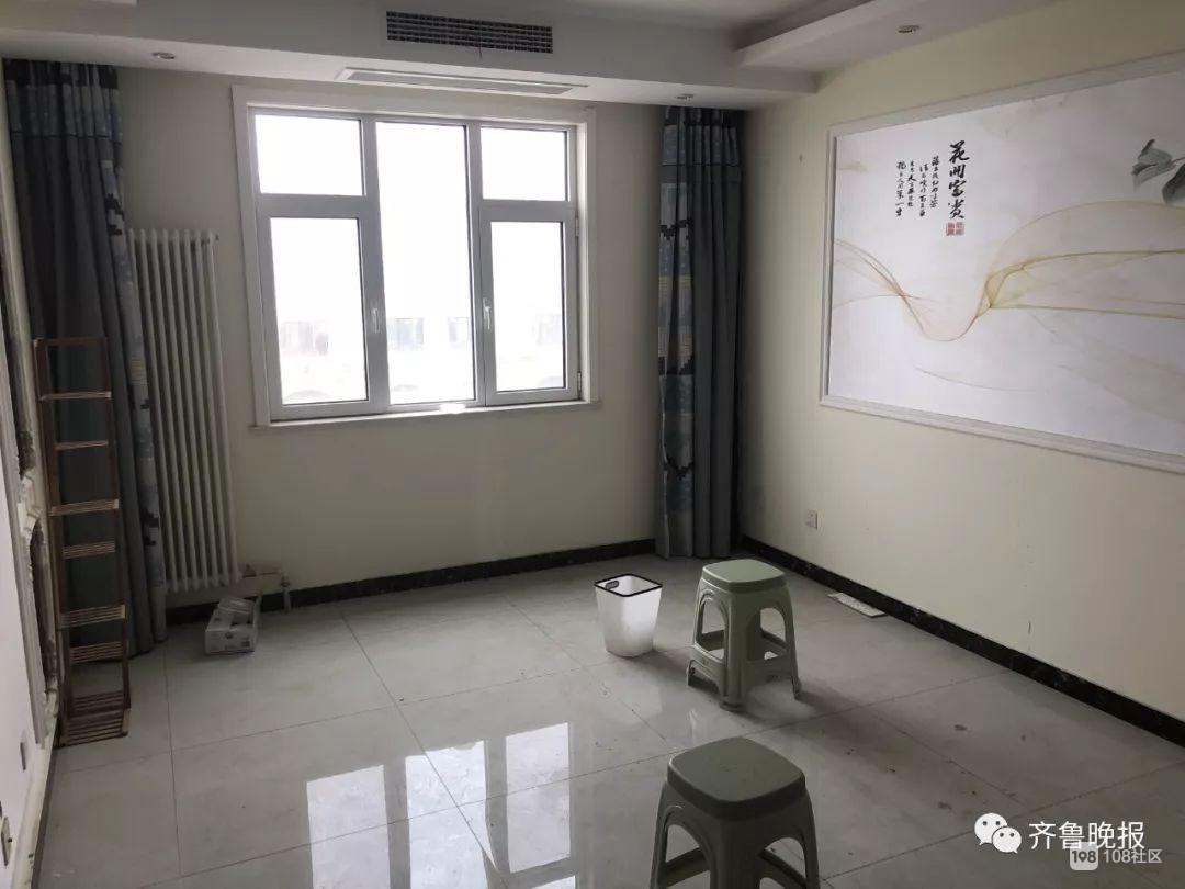 国外出差3个月,十几万装修的房子被搬空!连张床都不剩