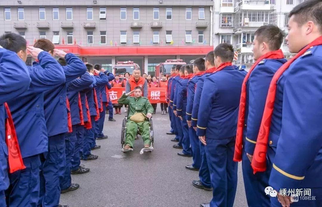 """黄泽一位特殊的老兵,退伍16年,终于""""回家""""了!"""