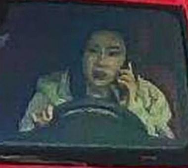 车牌为浙D**车主,你的脸在全嵊州被曝光!