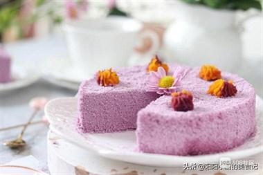 """不用烤箱和鸡蛋,也能做""""蛋糕"""",做法简单,松软香甜,老少皆宜"""