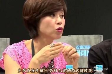 韩国人:豆腐直接吃就好了,干嘛要切?但豆腐放到水里时都看呆了