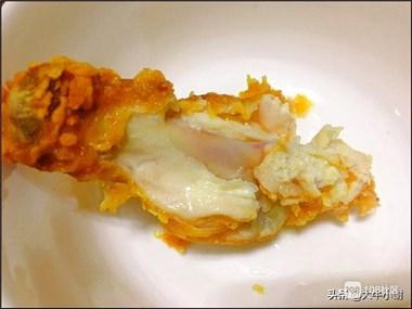 教你炸鸡腿怎么裹粉,鳞片状脆皮是怎么炸出来的,附送详细教程