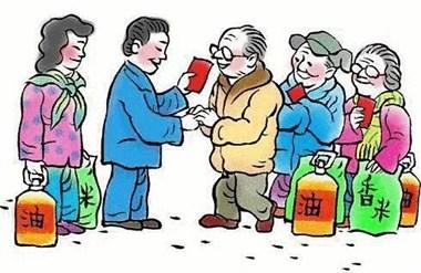 """民政局送上新春大礼包,让贫困家庭""""带爱回家"""""""