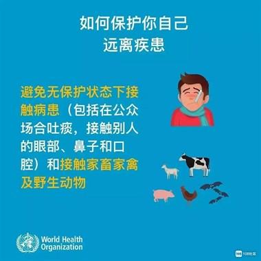 预防新型冠状病毒,如何保护自己和他人?