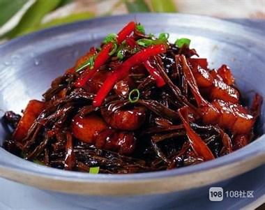 干豆角焖肉做法