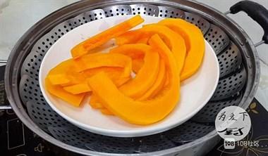 1个南瓜,2个鸡蛋,不用一滴水,做法比麻花简单,比南瓜饼都好吃