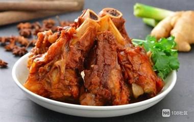 东北酱大骨技术配方商用资料,可以酱超多美食,超级美味