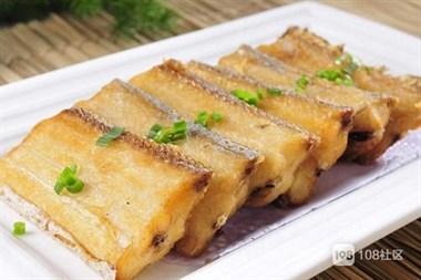过年炸带鱼,谁说非要挂面糊,多加这一步,带鱼酥脆无腥味